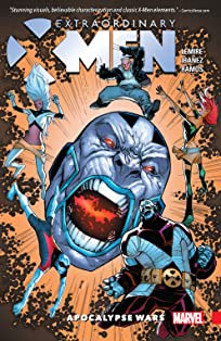 Extraordinary X-Men Vol. 2: Apocalypse Wars