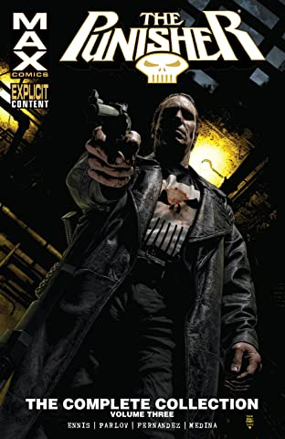 Punisher Max: The Complete Collection Tome 3