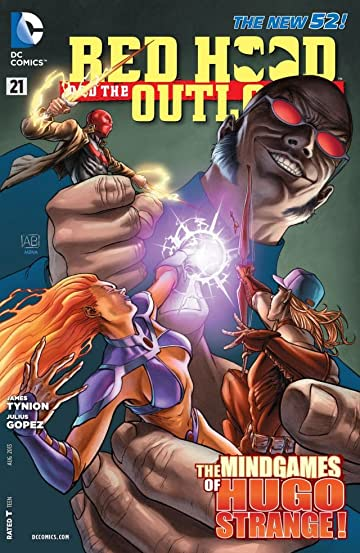 Red Hood and the Outlaws (2011-2015) #21