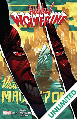 All-New Wolverine (2015-) #15