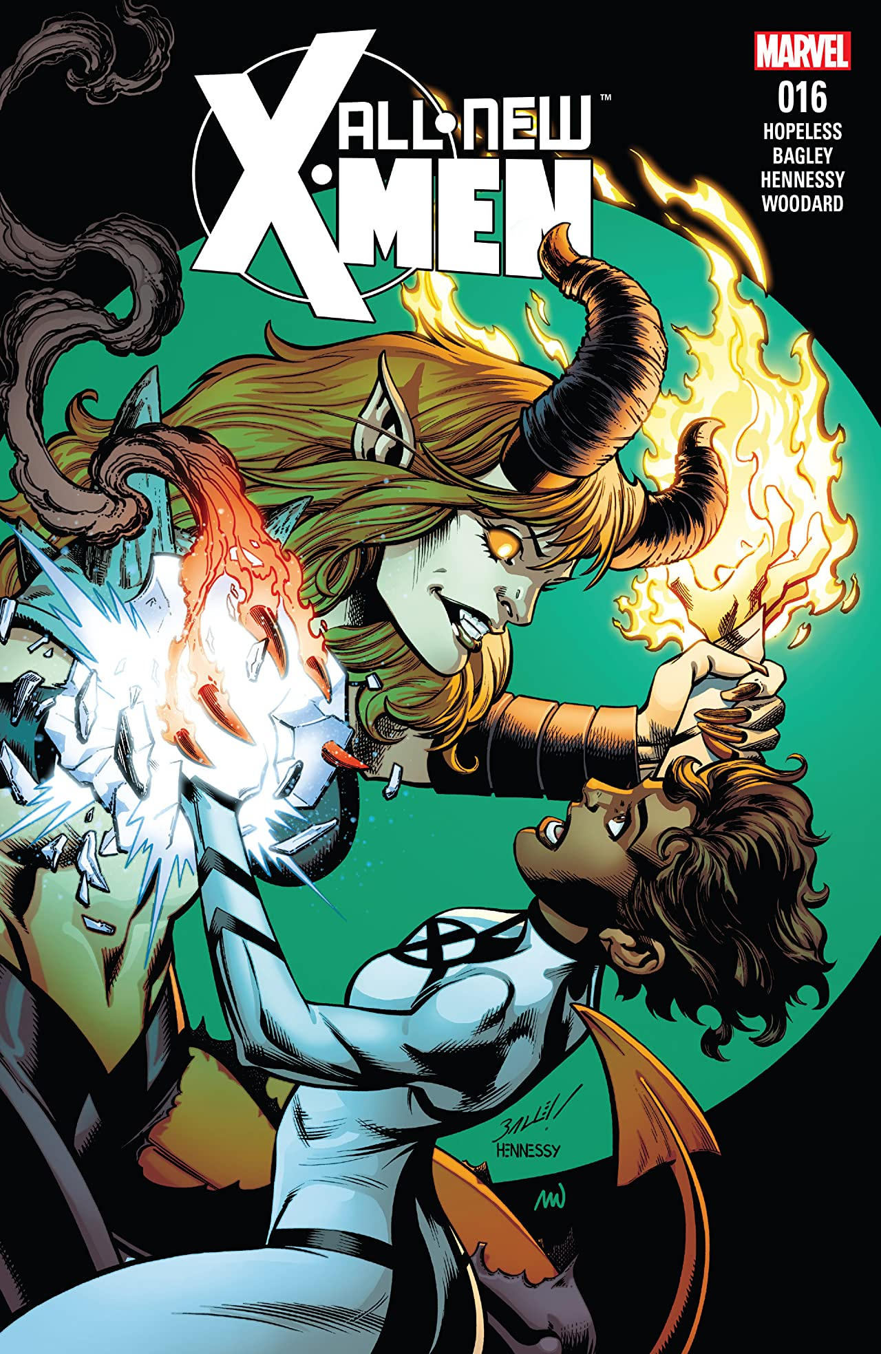 All-New X-Men (2015-2017) #16