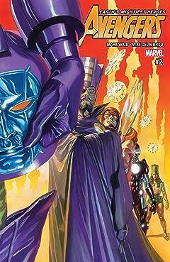 Avengers (2016-2018) #2