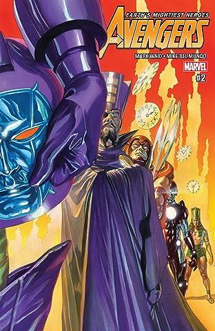 Avengers (2016-) #2