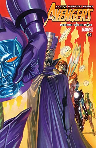 Avengers (2016-2018) No.2