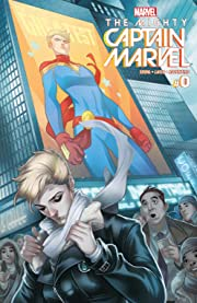 The Mighty Captain Marvel (2016-2017) #0