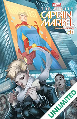 The Mighty Captain Marvel (2016-2017) #0