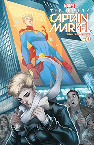 The Mighty Captain Marvel (2016-) #0