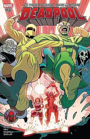 Deadpool (2015-) #23