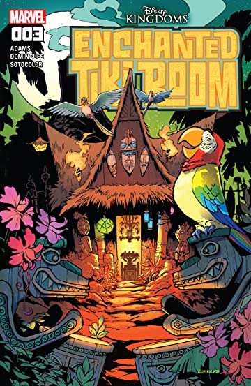 Enchanted Tiki Room (2016-2017) #3 (of 5)