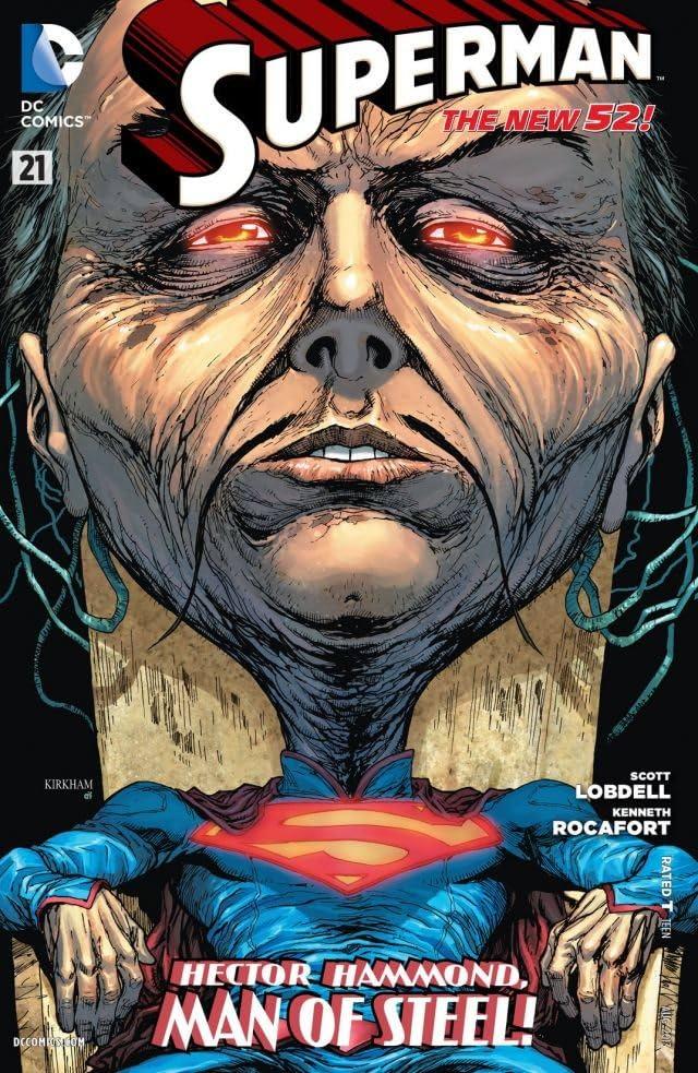 Superman (2011-) #21