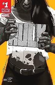 Hulk (2016-) #1