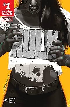 Hulk (2016-2018) No.1