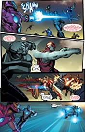 Invincible Iron Man (2016-) #2