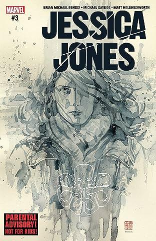 Jessica Jones (2016-2018) #3
