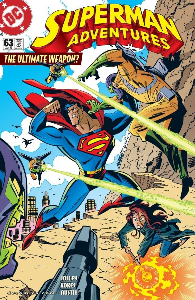 Superman Adventures (1996-2002) #63