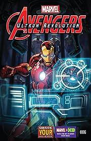 Marvel Universe Avengers: Ultron Revolution (2016-2017) #6