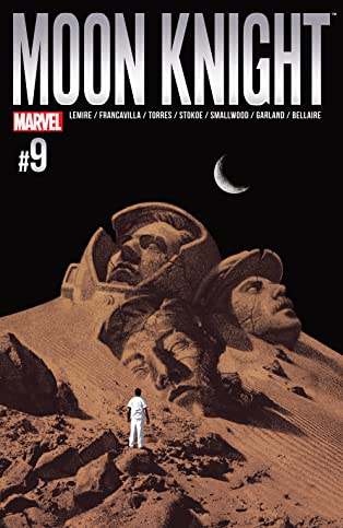 Moon Knight (2016-) #9