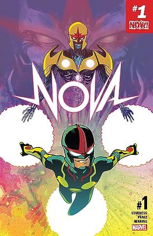 Nova (2016-) #1