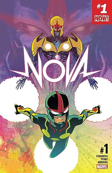 Nova (2016-2017) #1