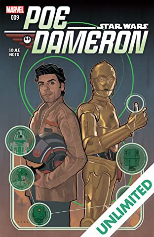Star Wars: Poe Dameron (2016-2018) #9