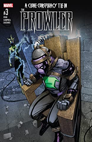 Prowler (2016-2017) #3