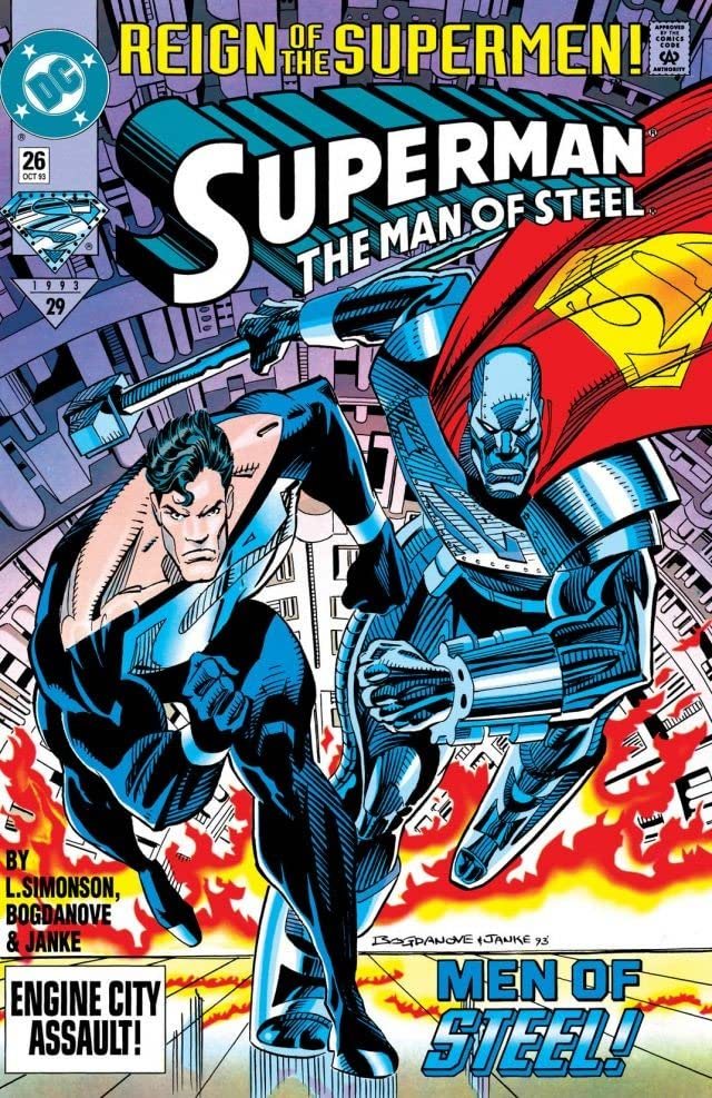 Superman: The Man of Steel (1991-2003) #26