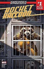 Rocket Raccoon (2016-) #1