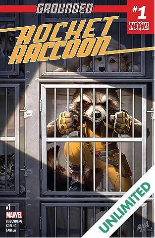 Rocket Raccoon (2016-2017) #1