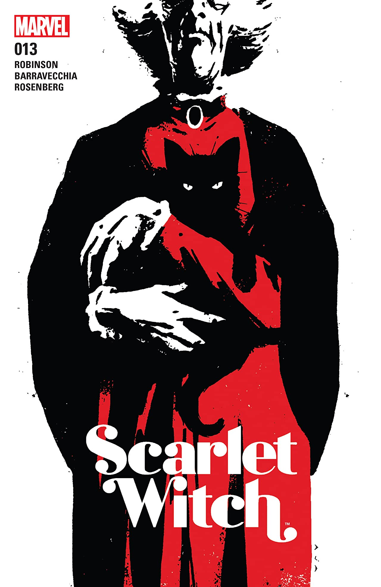 Scarlet Witch (2015-2017) #13
