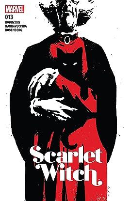 Scarlet Witch (2015-2017) #13