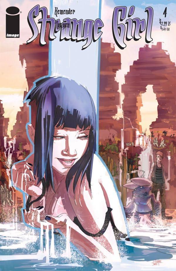 Strange Girl #4