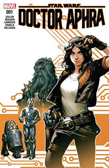 Star Wars: Doctor Aphra (2016-2019) #1
