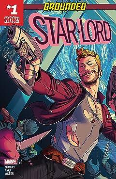 Star-Lord (2016-2017) No.1