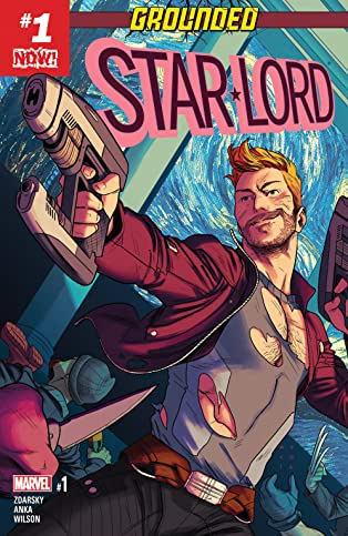 Star-Lord (2016-2017) #1