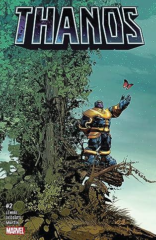 Thanos (2016-) #2