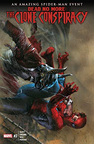 The Clone Conspiracy (2016-) #3 (of 5)