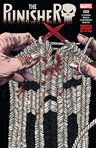 The Punisher (2016-) #8