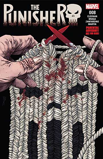 The Punisher (2016-2018) #8
