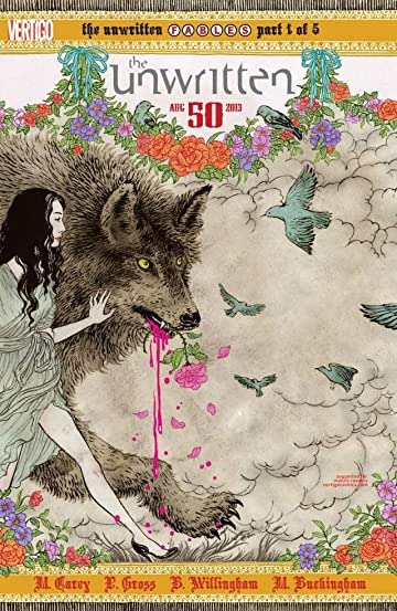The Unwritten #50