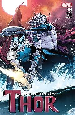 The Unworthy Thor (2016-2017) #2