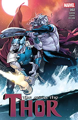 The Unworthy Thor (2016-) #2