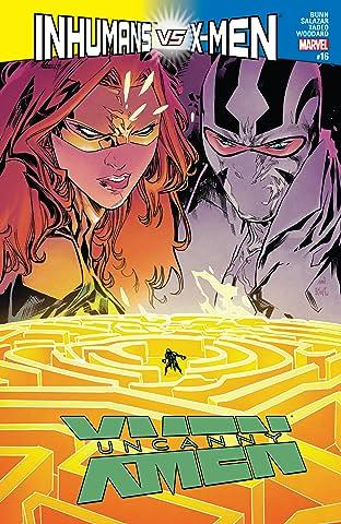 Uncanny X-Men (2016-) #16