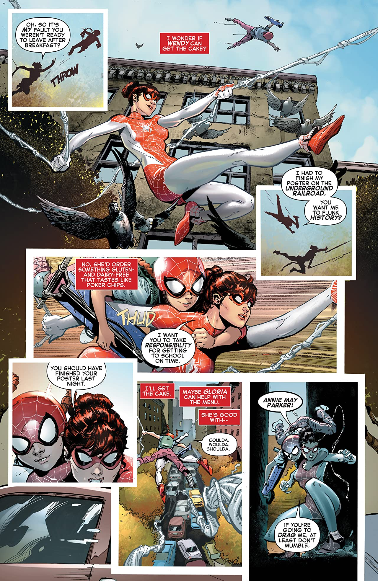 Amazing Spider-Man: Renew Your Vows (2016-) #2