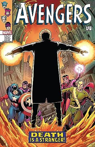 Avengers (2016-2018) No.2.1