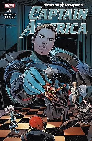 Captain America: Steve Rogers (2016-2017) #8