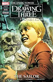 Dark Tower: The Drawing Of The Three - The Sailor #3 (of 5)