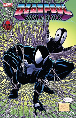 Deadpool: Back In Black (2016) #5 (of 5)