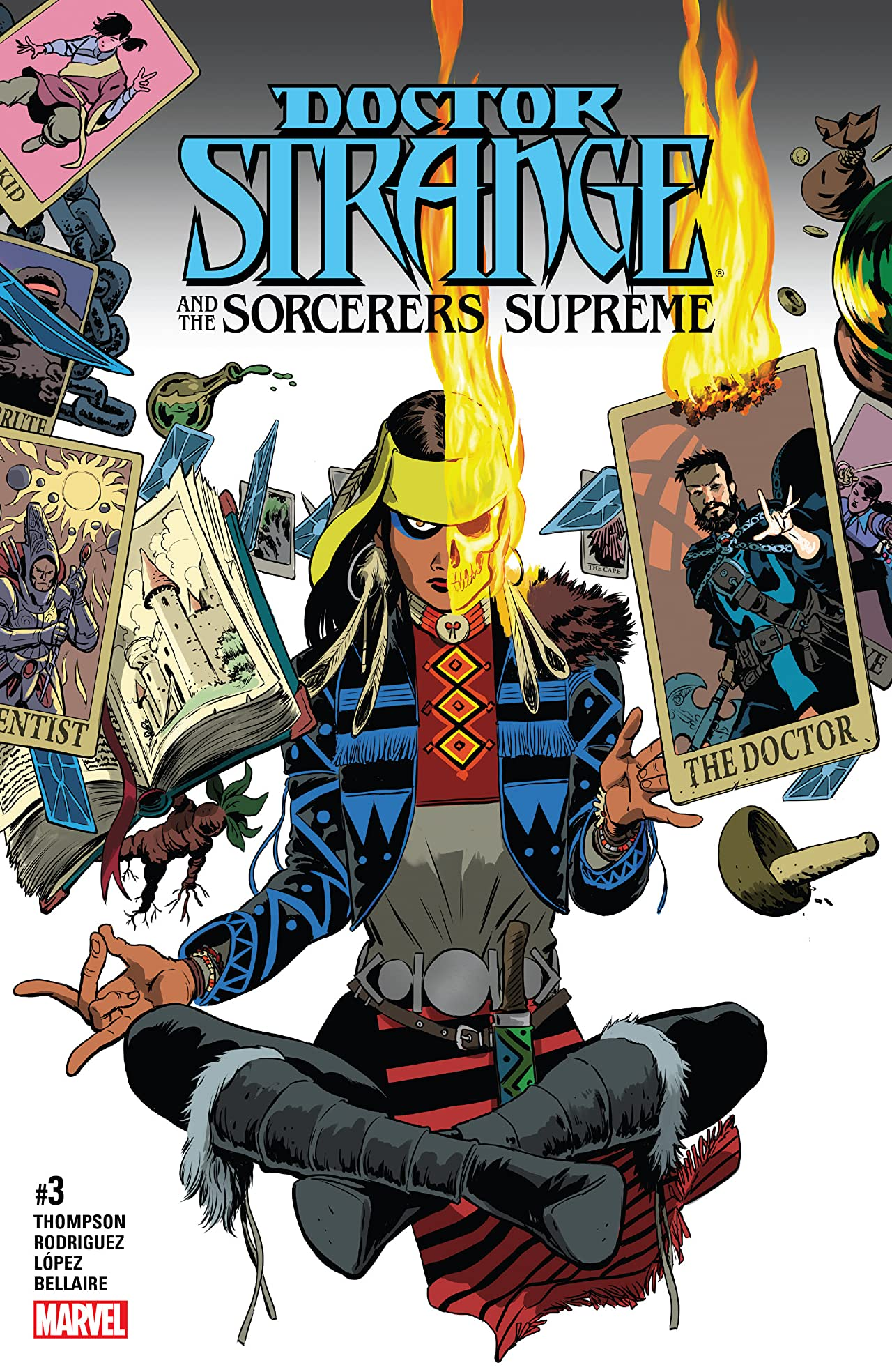Doctor Strange and the Sorcerers Supreme (2016-2017) No.3