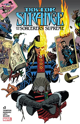 Doctor Strange and the Sorcerers Supreme (2016-) #3