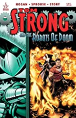 Tom Strong and the Robots of Doom #4